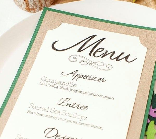 Cricut Wedding Invitations 30 Trend Spice Labels