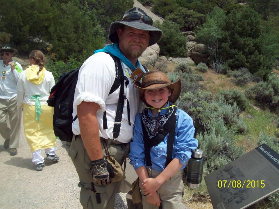Mormon Pioneer Trek Ideas