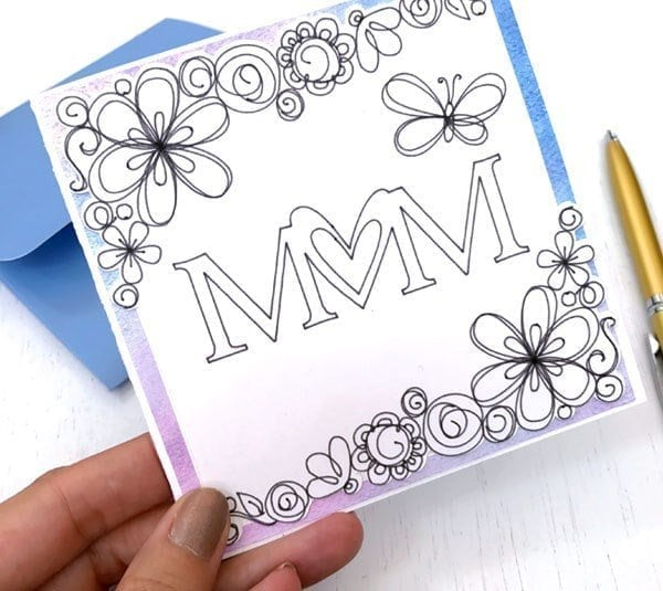 20+ Unique Homemade Mother's Day Cards