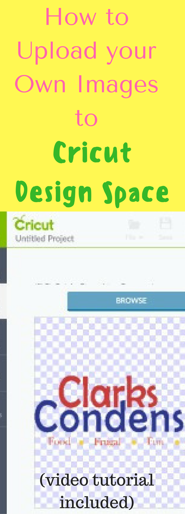 Cricut / Cricut Explore Air / Cricut Tutorial / Cricut Design Space / Cricut Tutorials / Cricut Projects / Cricut How-tos / How to Use Cricut Machine