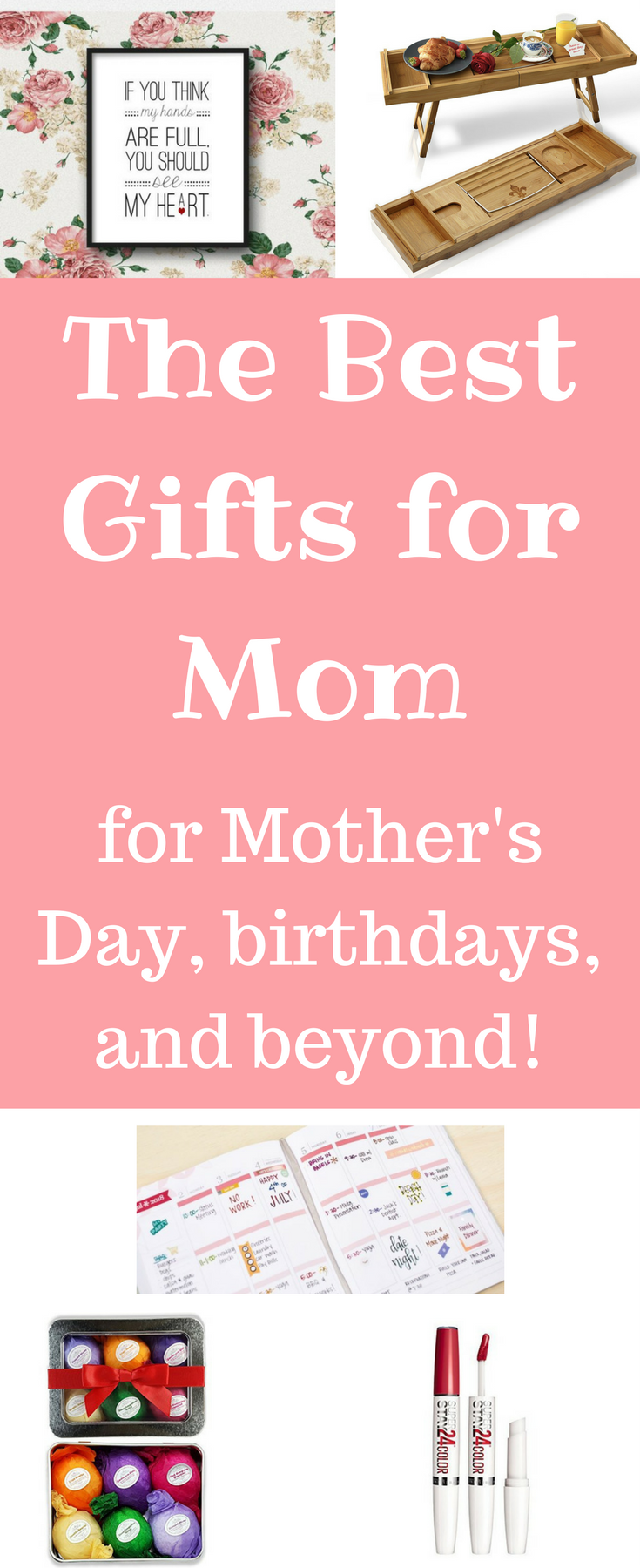 The best gifts for mom for mother 39 s day birthdays and for Great present for mom