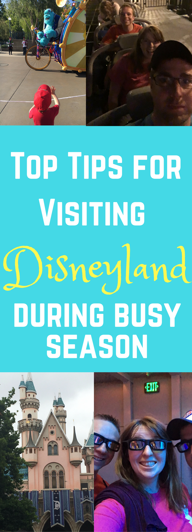 Disneyland / Disneyland Tips / Tips for Visiting Disneyland / Disneyland During the Summer / Best times to visit disneyland / disneyland advice / disneyland secrets / disneyland california / disneyland | tips, tricks & secrets