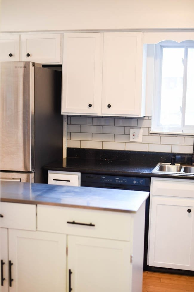 Add A New Backsplash.