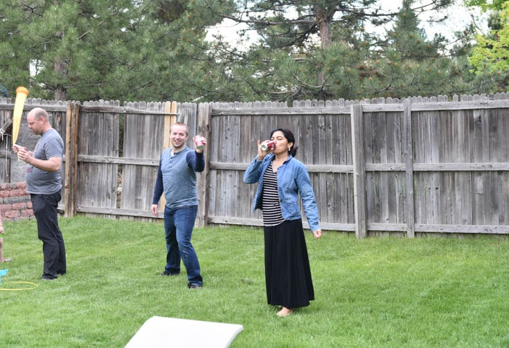 The Best Outdoor Games For Adults - Backyard games adults