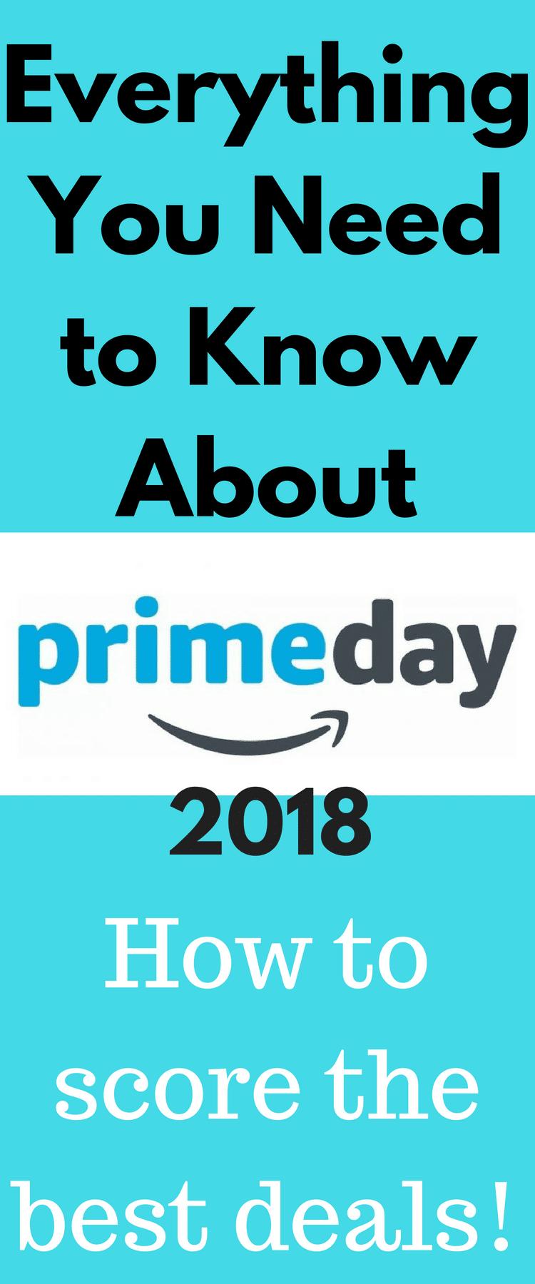 Amazon Prime Day 2017: What You Need to Know via @clarkscondensed