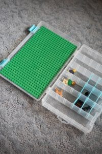 Easy DIY LEGO Travel Case