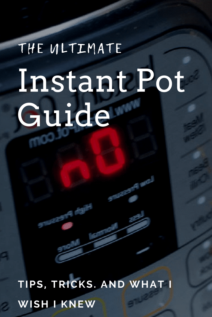 Instant Pot / Instant Pot Tips / Instant Pot Recipes / Instant Pot Hacks / Instant Pot Guide  #InstantPot #PressureCooker #Dinner #recipes #appliances #cooking #easyrecipes #tips #cookingtips