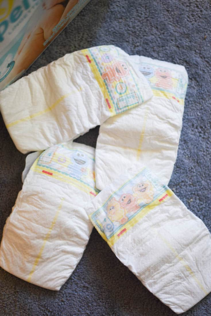 Diaper Stockpile