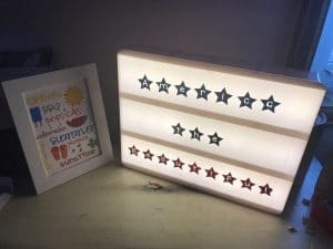 America the Beautiful Lightbox Sign with Cricut Design Space {{FREE}}