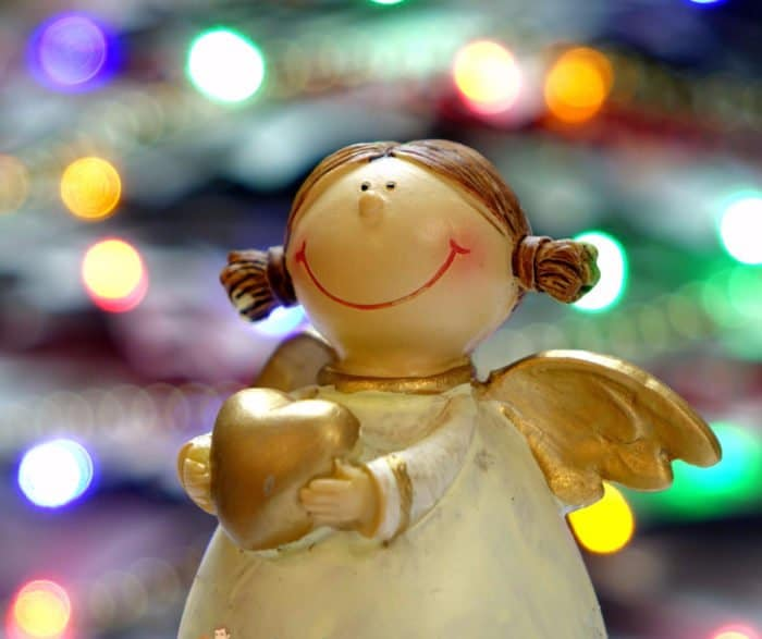Relief Society Christmas Party Ideas Part - 49: Angels Among Us
