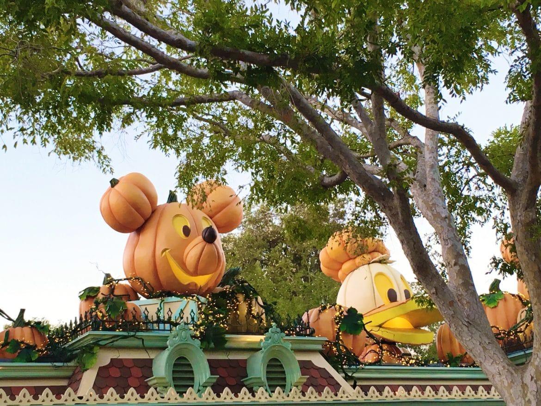 Disneyland Halloween Party 2017