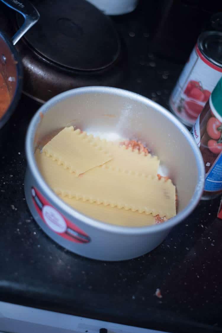 The Best Instant Pot Lasagna