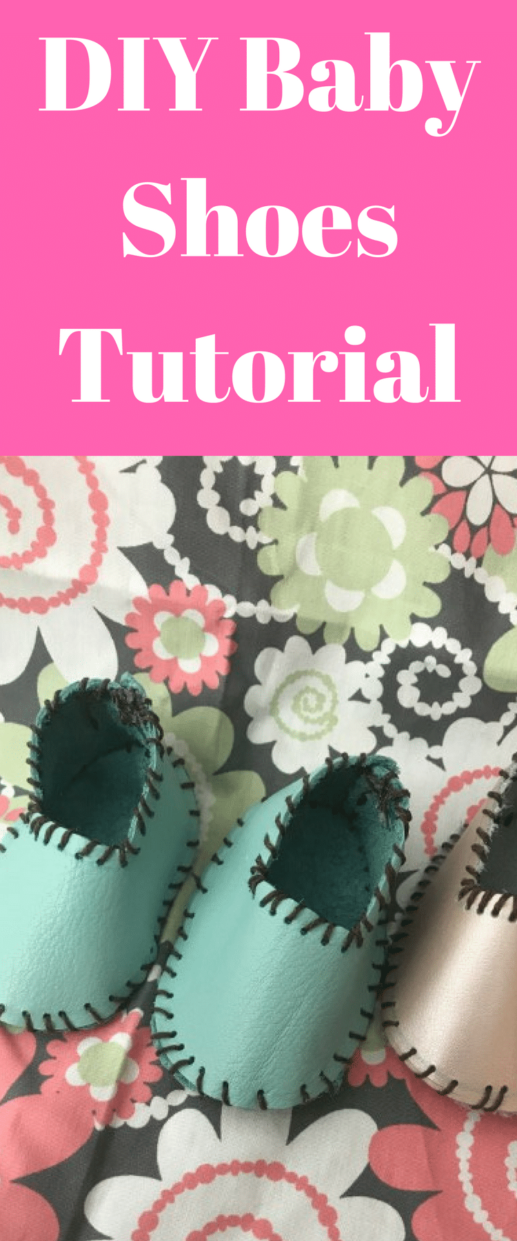 DIY baby shoes / baby leather shoes / leather baby shoes / baby moccasins / cricut sewing / cricut crafts / cricut tutorial