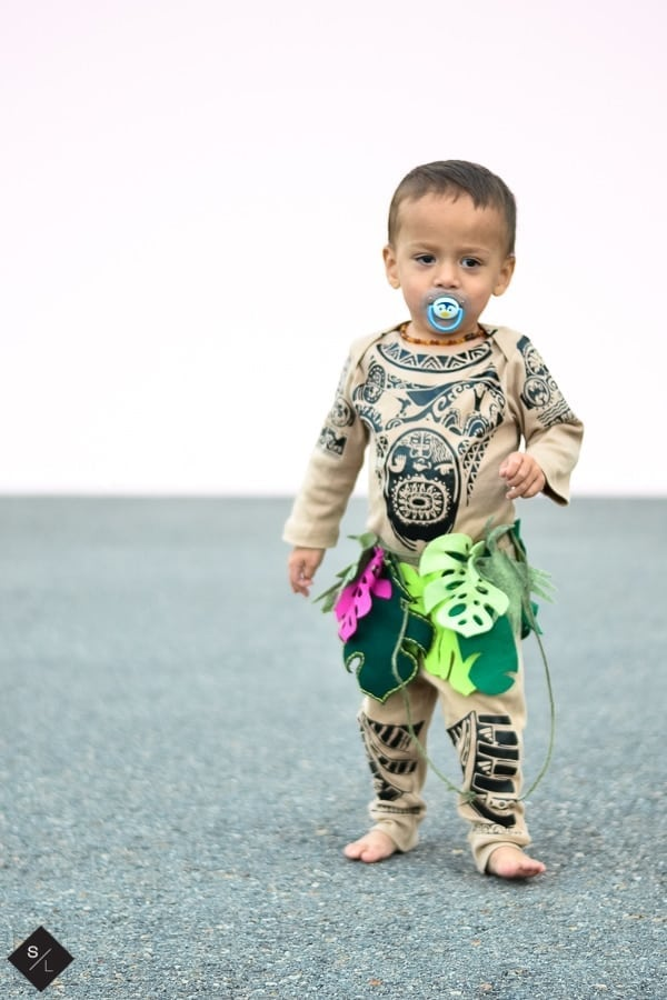 save maui halloween costume