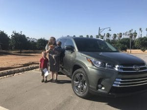 How the 2017 Toyota Highlander Made our So Cal Roadtrip Nearly Stressfree