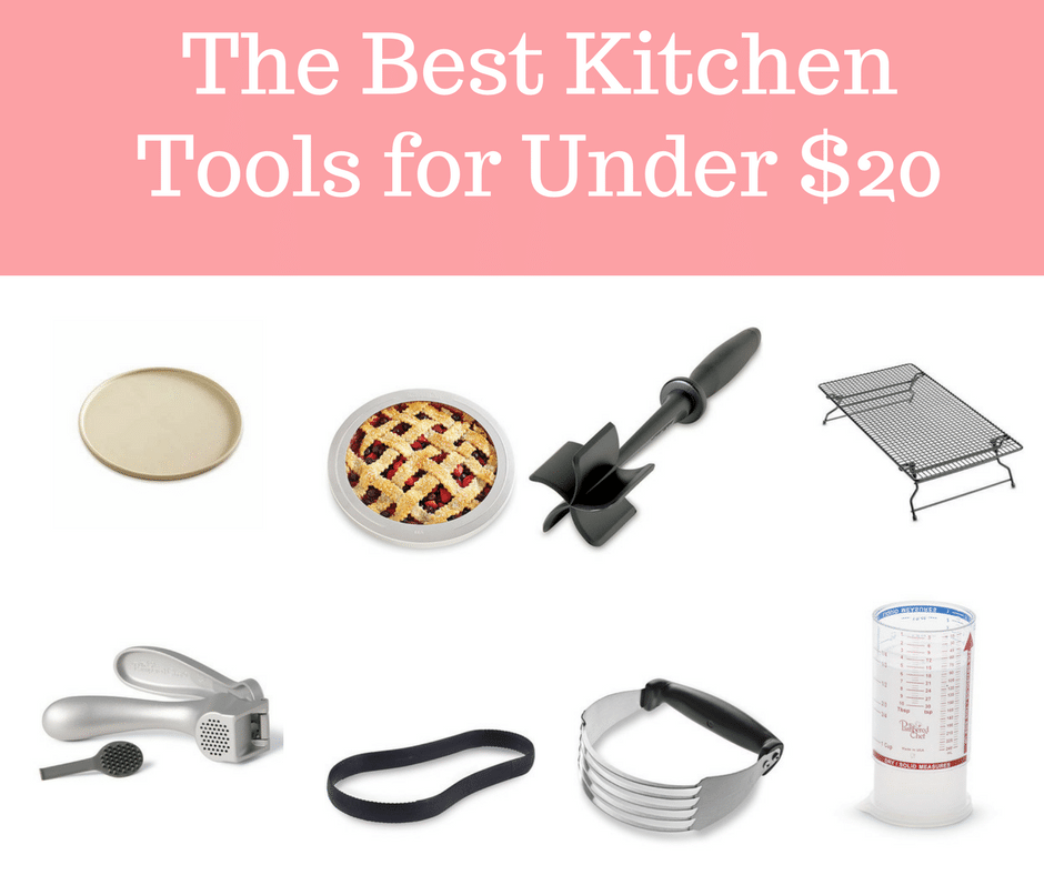 Must-Have Kitchen Tools and Equipment for Under $20