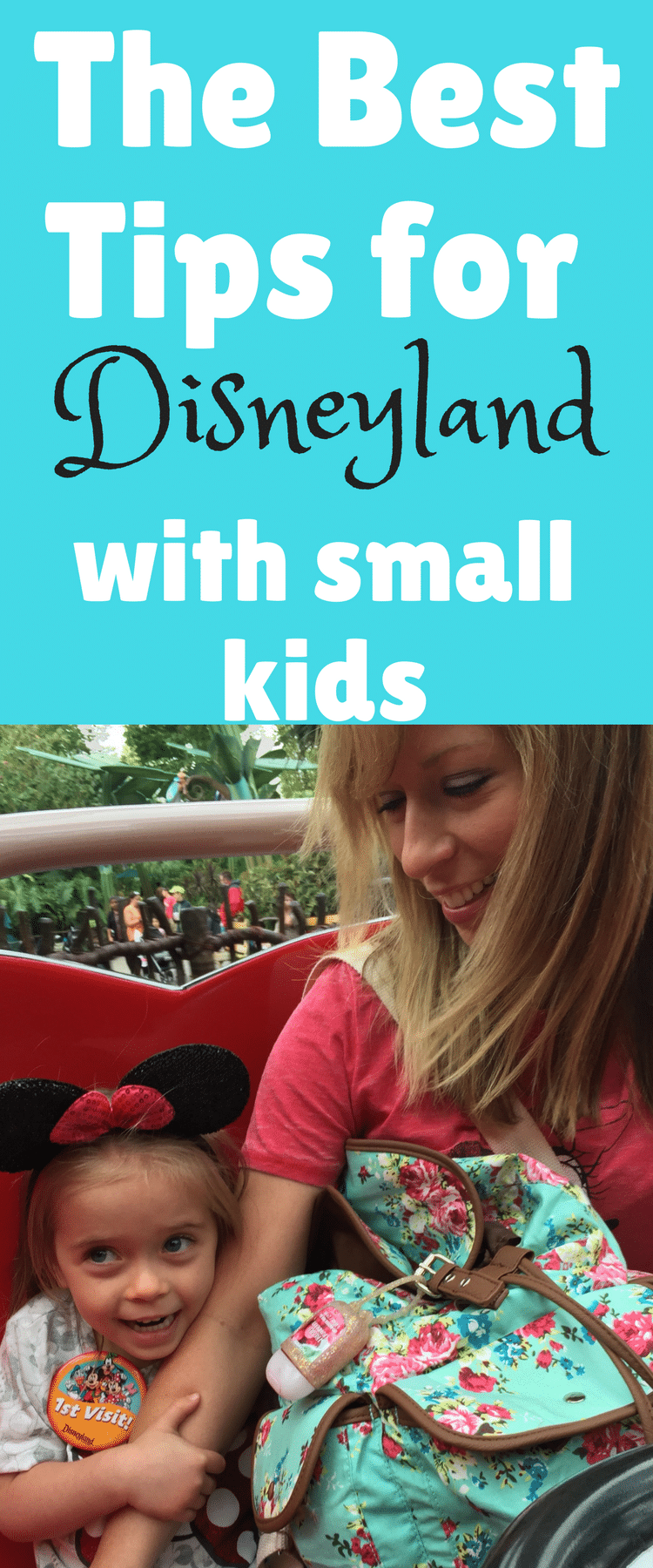 Disneyland with small kids / disneyland tips / disney tips / disney tips with kids