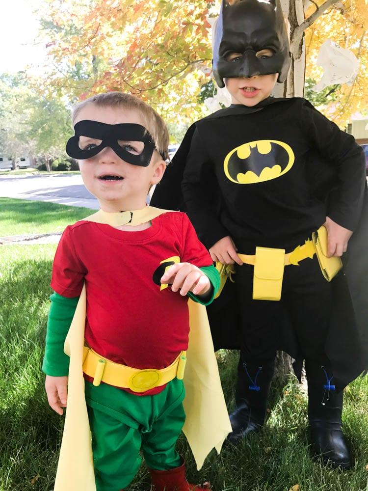 Skittles Halloween Costume