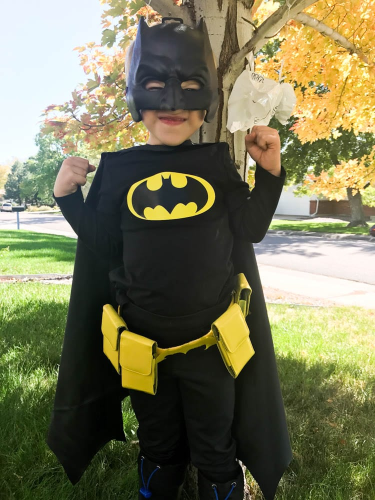 Diy batman and robin costumes for kids batman costume for kids solutioingenieria Image collections