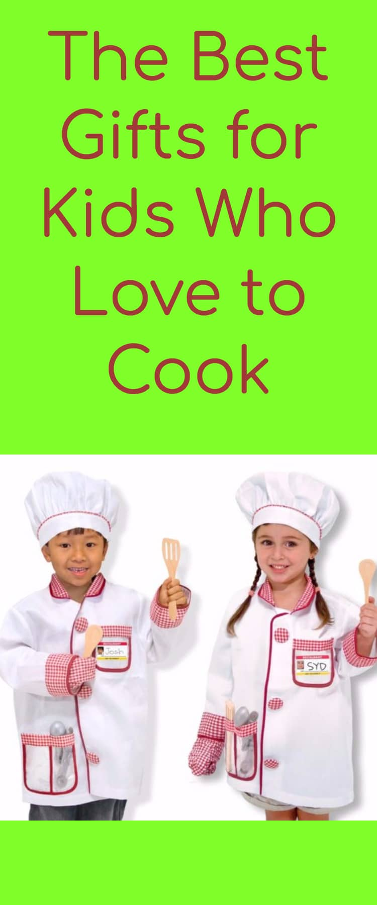 Cooking Gifts for Kids