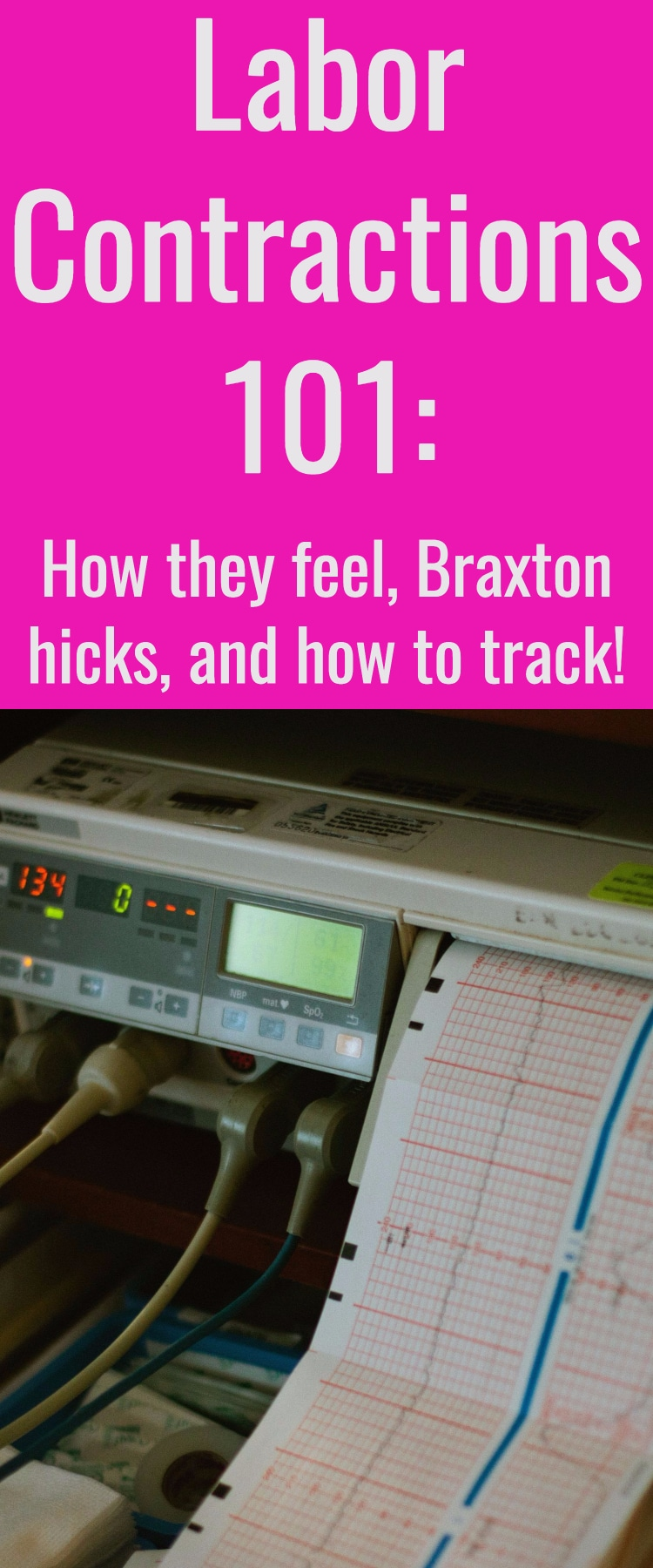 Labor Contractions 101: How They Feel, Contraction Trackers, and More