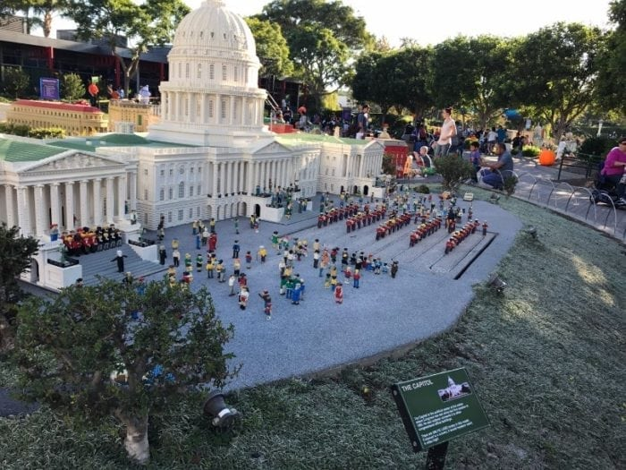 LEGOLAND Mini figure land
