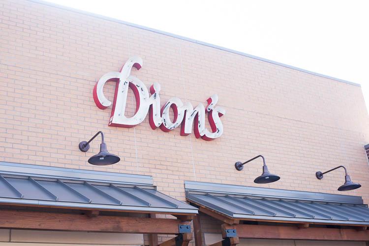 Dion's Pizza Colorado