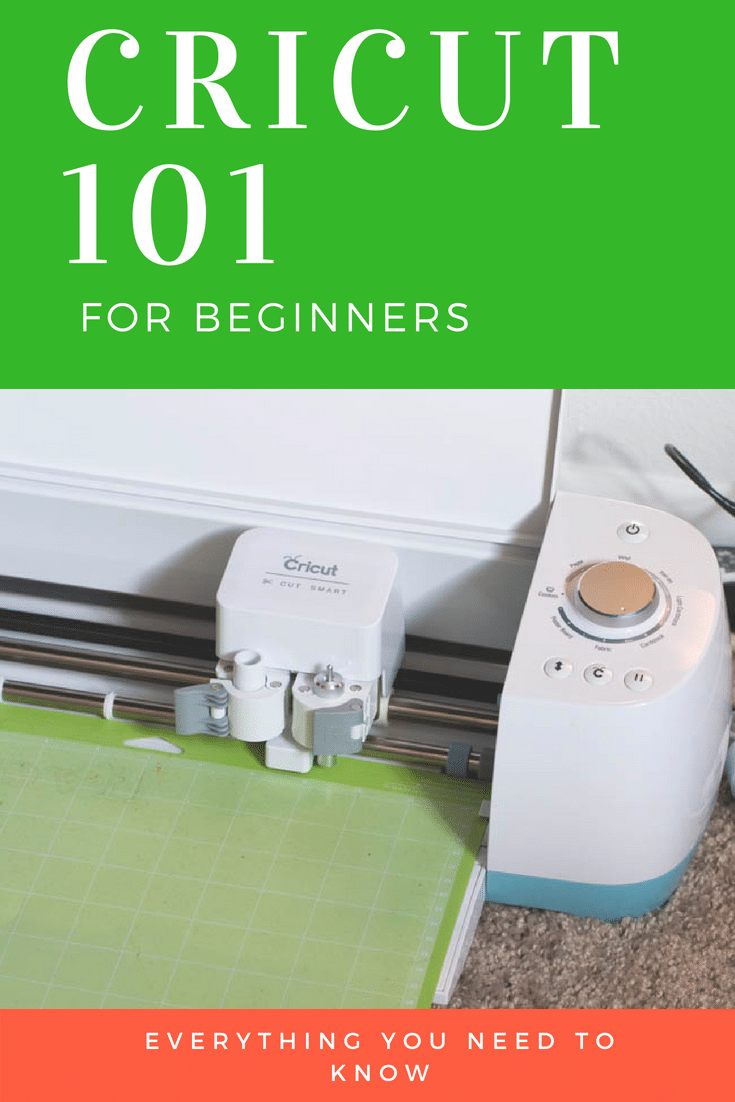 Cricut 101 Tips For Beginners Got My Circuit Personal Electronic Cutter Machine A Year Ago