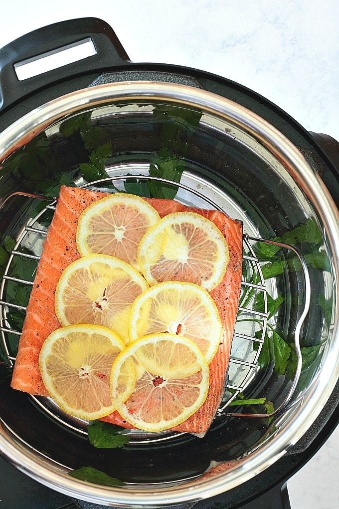 30 of the best healthy instant pot recipes for Instant pot fish