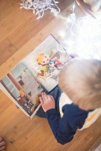 Gift Ideas for the Child Book Worm