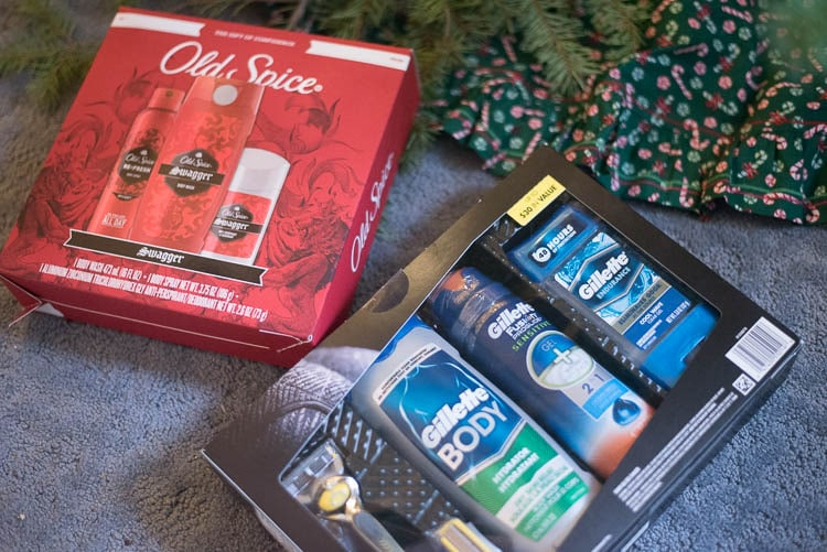 gillette justice league gift pack