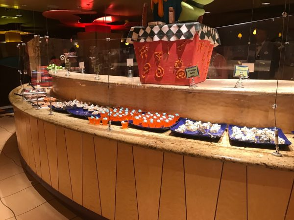 Goofy's Kitchen Desserts
