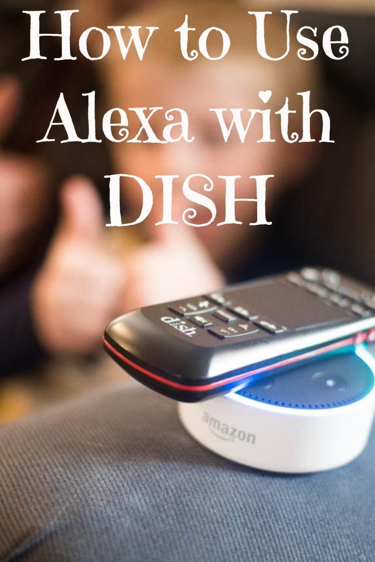Alexa Skills with DISH