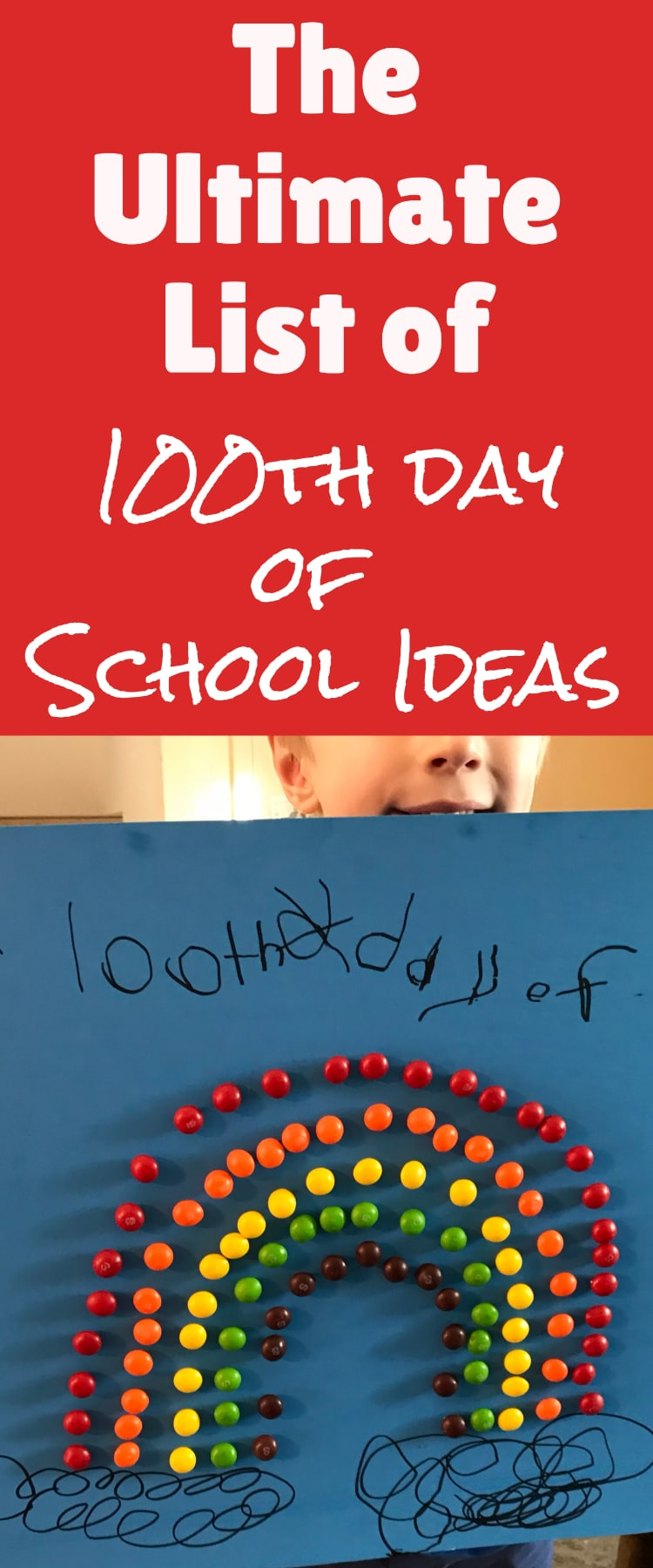 100+ Fun 100 Days of School Ideas for All Ages
