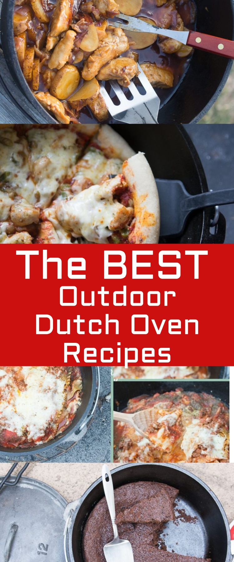 25 dutch oven recipes you have to try for Healthy dutch oven camping recipes