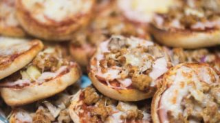 The Best English Muffin Pizza Recipe - Halfway Homemade