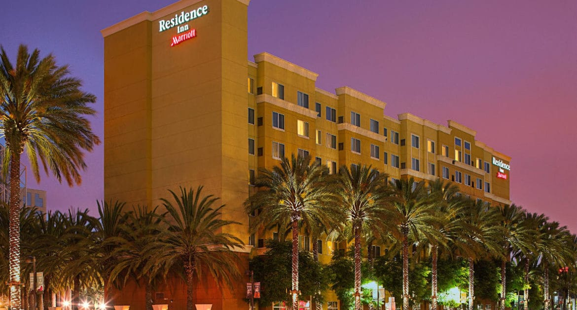 Residence Inn Anaheim Resort Area Garden Grove Review