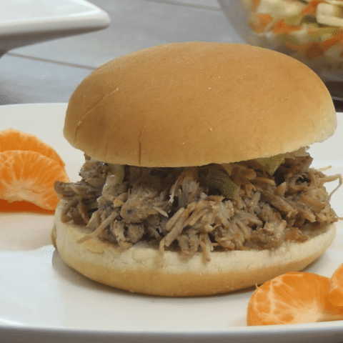 Instant Pot Eastern Carolina BBQ Pulled Pork