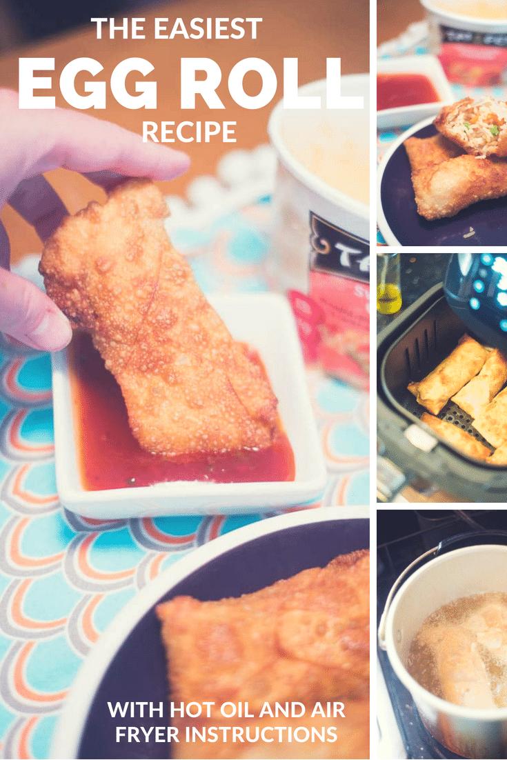 Egg Rolls / How to Make Egg Rolls / Homemade Egg Rolls / Egg Roll Recipe / Easy Egg Rolls / Easy Egg Roll Recipe #TaiPai #EggRoll #EggRolls #Asian #Appetizer #Appetizeridea #appetizerrecipe