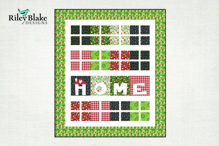 cricut home throw pattern