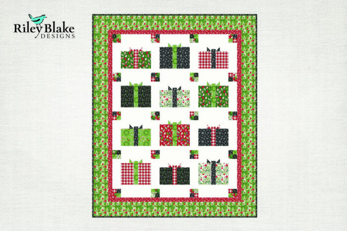 all wrapped up quilt pattern