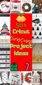 50+ Cricut Christmas Projects – Easy and Jolly Ideas!