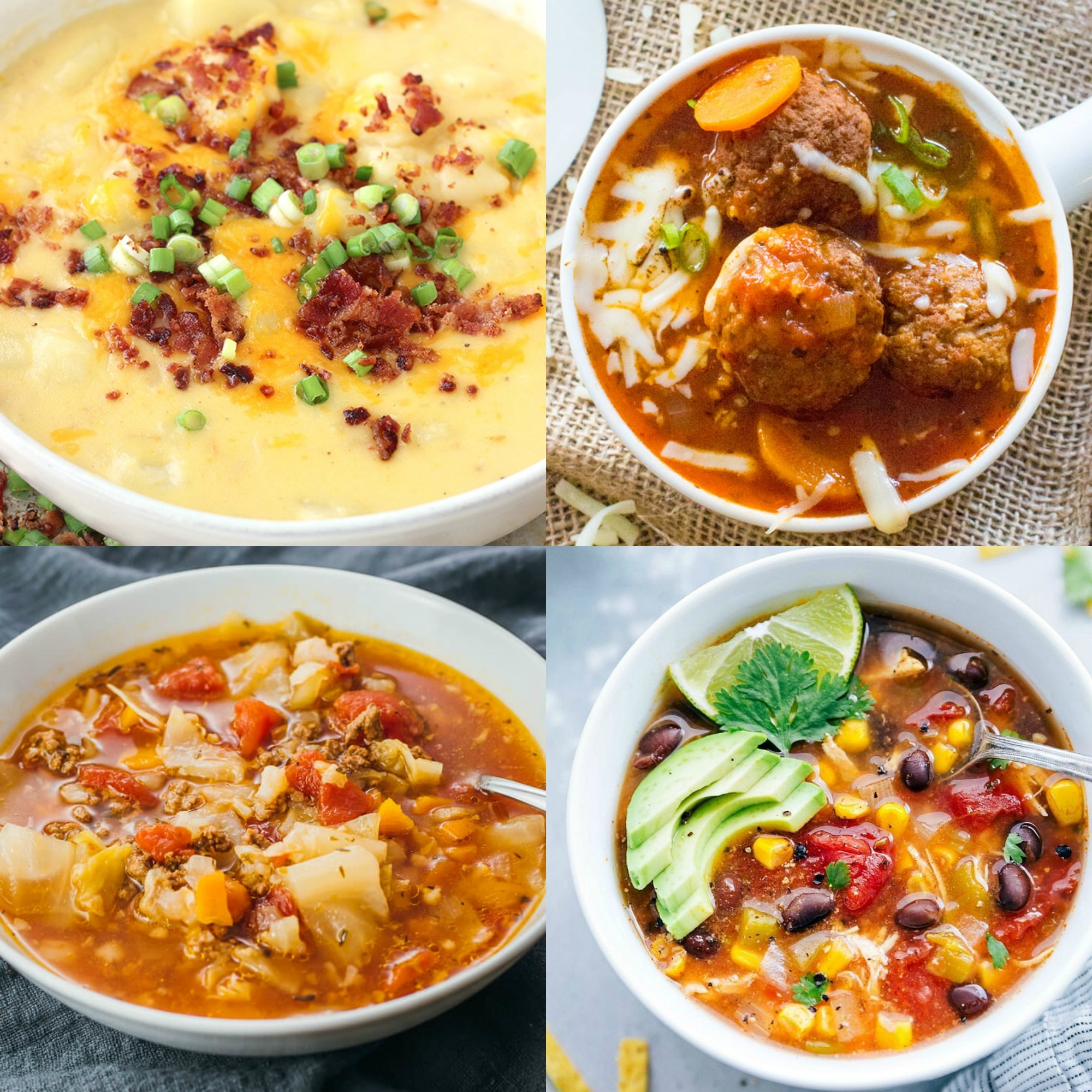 The BEST Instant Pot Soup Recipes – Over 20 Delicious Ideas