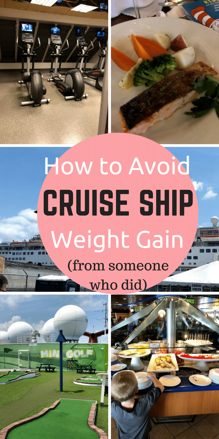 How to Not Gain Weight on a Cruise (From Someone Who Didn't!) via @clarkscondensed