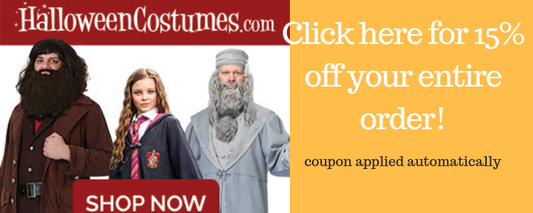 HalloweenCostumes.com Coupon Code