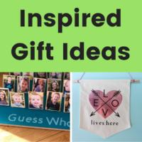 50+ Amazing Cricut Gift Ideas