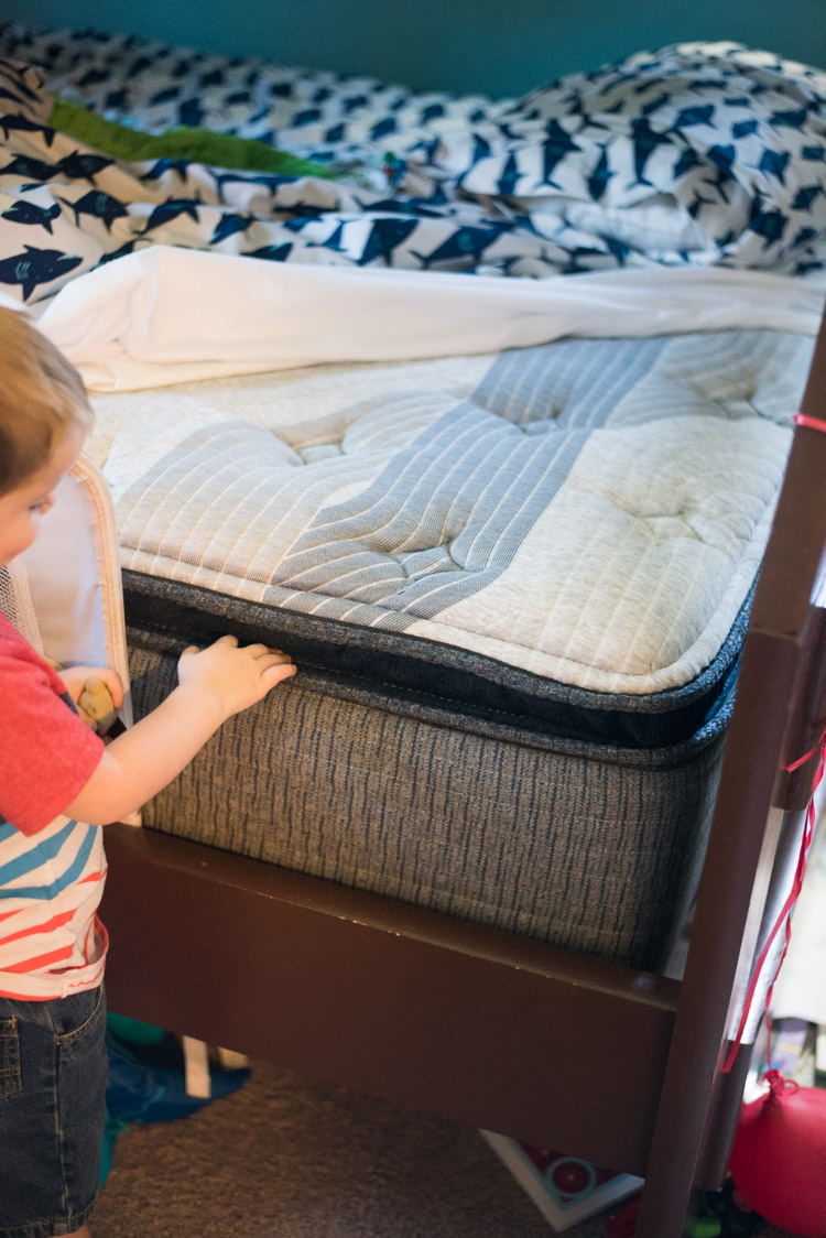how to choose a mattress for a child