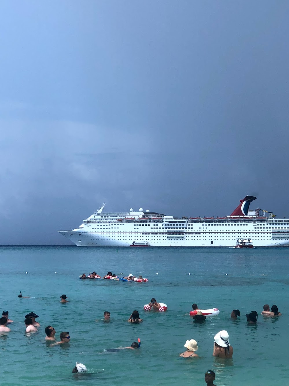 princess cay carnival cruise