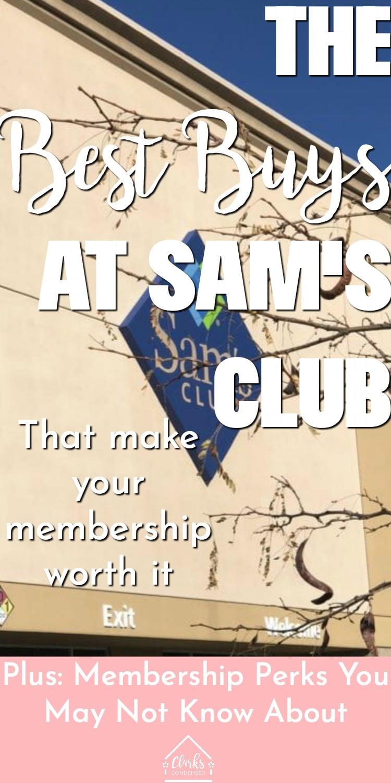 Sam's Club / Save Money  via @clarkscondensed