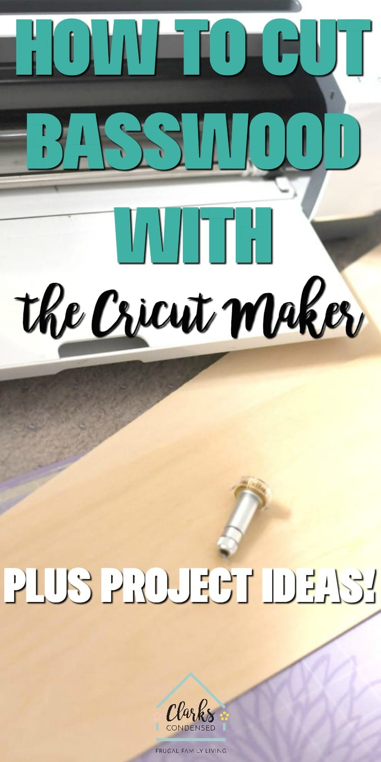 Cutting Basswood with Cricut Maker: Everything You Need to Know